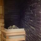 Sauna 1: remontin jälkeen