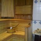 Sauna 1: remonttia ennen